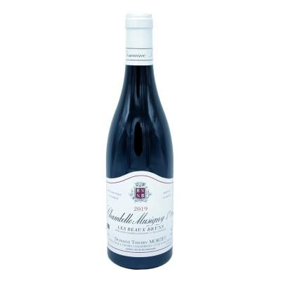 Chambolle-Musigny Les Beaux Bruns Premier Cru '19 Domaine Thierry Mortet