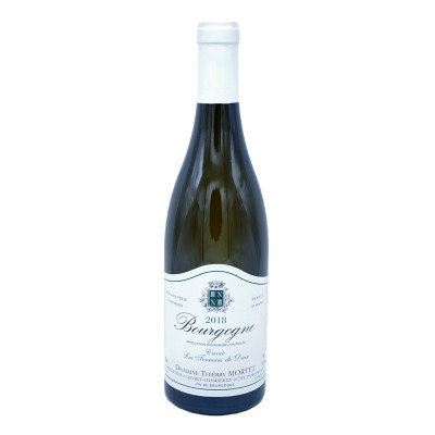 Bourgogne Blanc Cuvée Les Terroirs de Daix '18 Domaine Thierry Mortet