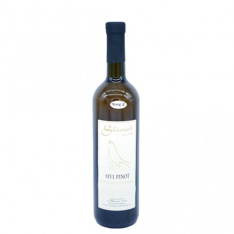 Sivi Pinot '15 Slavcek