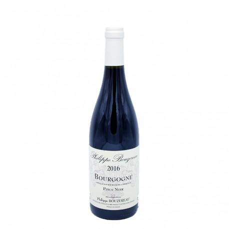 Bourgogne '16 Philippe Bouzereau