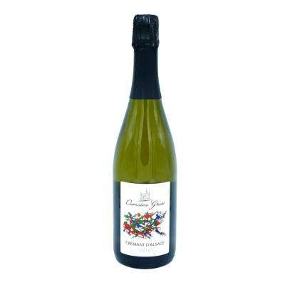 Crèmant d'Alsace Extra Brut '18 Domaine Gross
