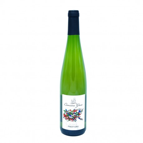 Pinot Gris Demi sec '18 Domaine Gross
