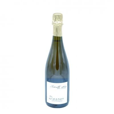 Champagne Récolte Noire Zéro Dosage Dosnon