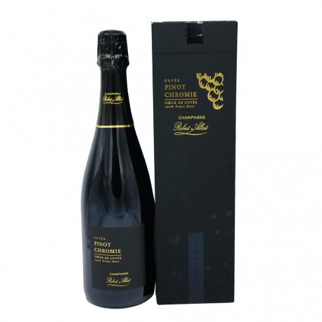 Champagne Cuvée Chromie Robert Allait ASTUCCIATO