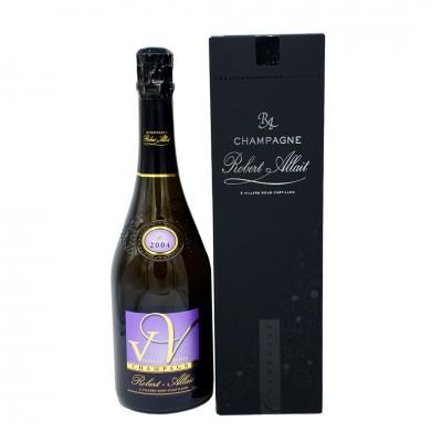 Champagne Cuvée Vieilles Vignes '04 Robert Allait ASTUCCIATO