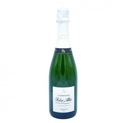 Champagne Cuvée Réserve Brut Robert Allait