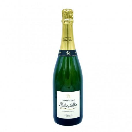 Champagne Cuvée Réserve Demi Sec Robert Allait
