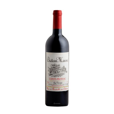 Canon - Fronsac'10 Chateau Mausse