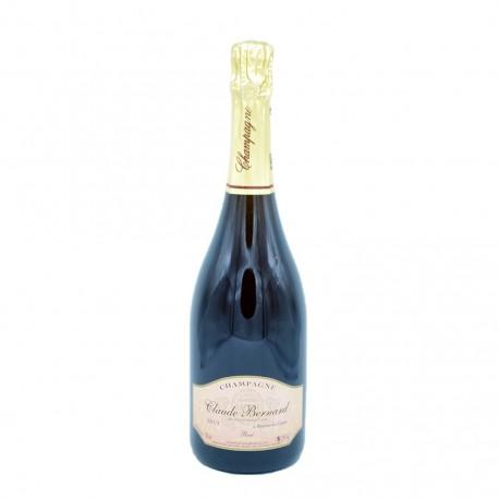 Champagne Brut Rosé Claude Bernard