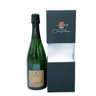 Champagne Terre d'Argile Extra Brut Charpentier ASTUCCIATO