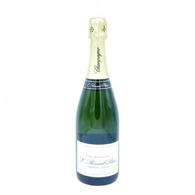 Champagne Carte Blanche Premier Cru Brut L.Bénard-Pitois