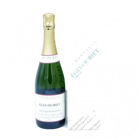 Champagne Grand Cru Tradition Brut Egly-Ouriet ASTUCCIATO