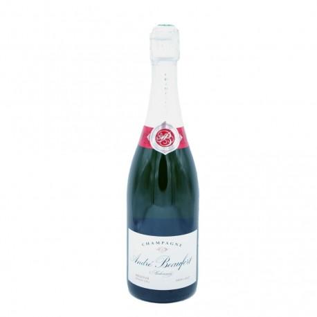 Champagne Grand Cru Reserve Demi-sec André Beaufort
