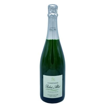 Champagne Plaisir Nature Zero Dosage Robert Allait