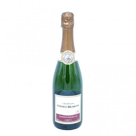 Champagne Tradition 1er Cru Brut Gosset-Brabant