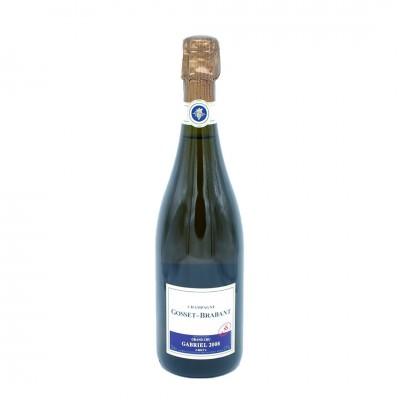 Champagne Gabriel Grand Cru '08 Brut Gosset-Brabant